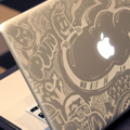 Dekoreret MacBook